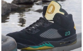 Air Jordan 5 ?Pit Crew? Custom