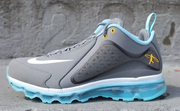 "hot sale online c21fe 5f838 Nike Air Griffey Max 360 ""Cool Grey"""
