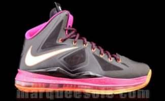 "wholesale dealer fbd61 85b9a Nike LeBron X ""Floridians"" Away Release Date"