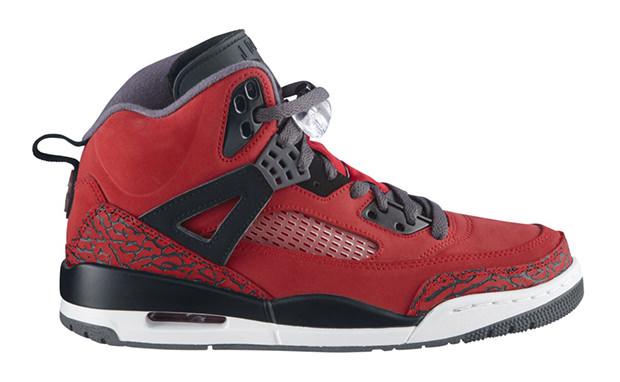 """... White Wolf Grey Black Shoe cheap sale  Jordan Spizike """"Gym Red"""" ... 11eff2b29"""