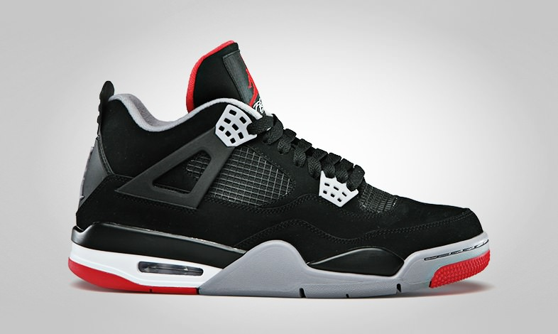 d7362c0e4dd In Retrospect  Air Jordan 4 Black Red