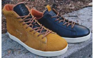"""Bodega X Converse First String Pro Leather """"Ride or Die"""" Pack"""