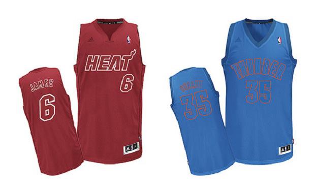 2ddbab69bcd NBA & adidas Unveil BIG Color Christmas Uniforms | Nice Kicks