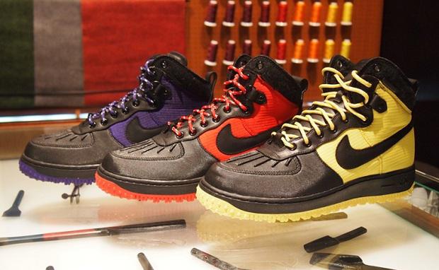 1b6affbf438 Nike Air Force 1 Premium Duckboot iD Samples | Nice Kicks