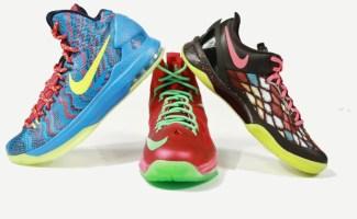 """Nike Basketball """"Christmas"""" Pack"""