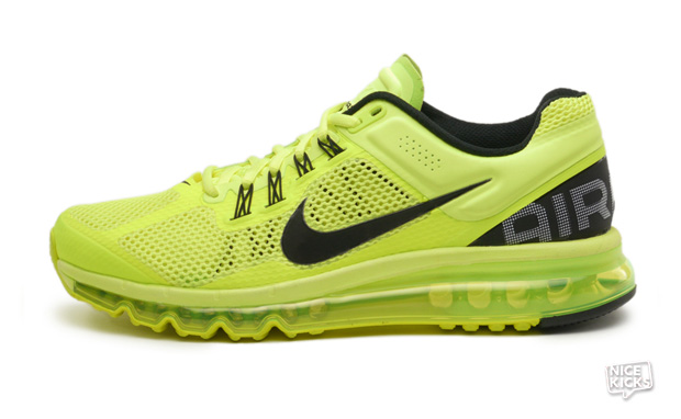 """online store 75c0b 83b37 Nike Air Max+ 2013 """"Volt"""" Available Now"""