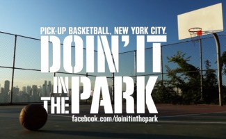 """Nike Sponsors """"Doin' It in the Park"""" Doc on NYC Pickup Basketball"""