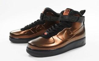 san francisco afdaf 865c4 Nike Air Force 1 High Foamposite