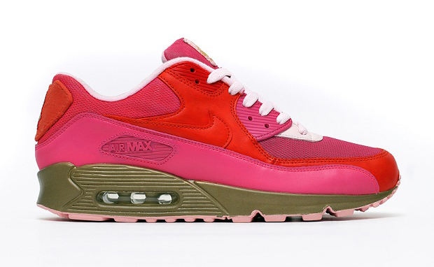 "buy online 102ea d0844 Nike Air Max 90 ""Pink Kid Robot"" Custom"