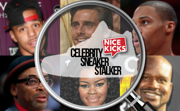 cc9a365f3a6 Celebrity Sneaker Stalker | Nice Kicks