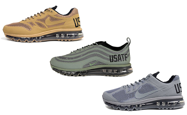"""outlet store a5108 c6731 Nike Air Max """"USA Track  Field"""" QS Collection"""