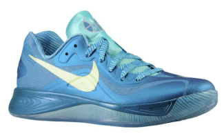 "new styles 72e6c 10caf Nike Hyperfuse Low ""Shaded Blue"""