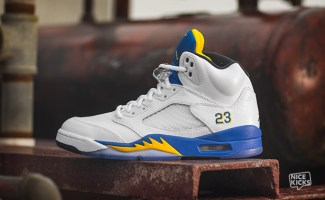 Air Jordan 5 Laney  aecdacd0d