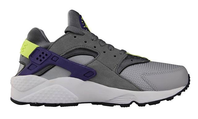 Nike Air Huarache Wolf Grey/Purple