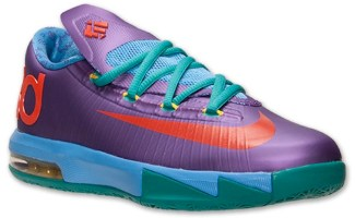 "finest selection e9fab 6e334 Nike KD VI GS ""Rugrats"""