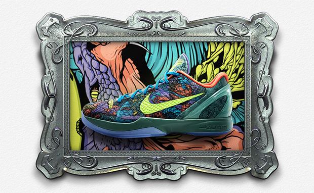 timeless design b77a5 7db13 Nike Kobe VI Prelude Release Date