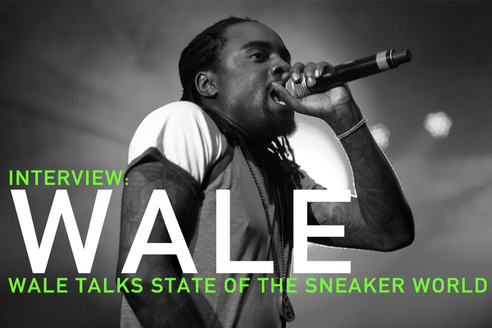 Interview: Wale Talks Respecting the Sneaker Culture, Nike SB & Passing Up  on $3 Million | Nice Kicks