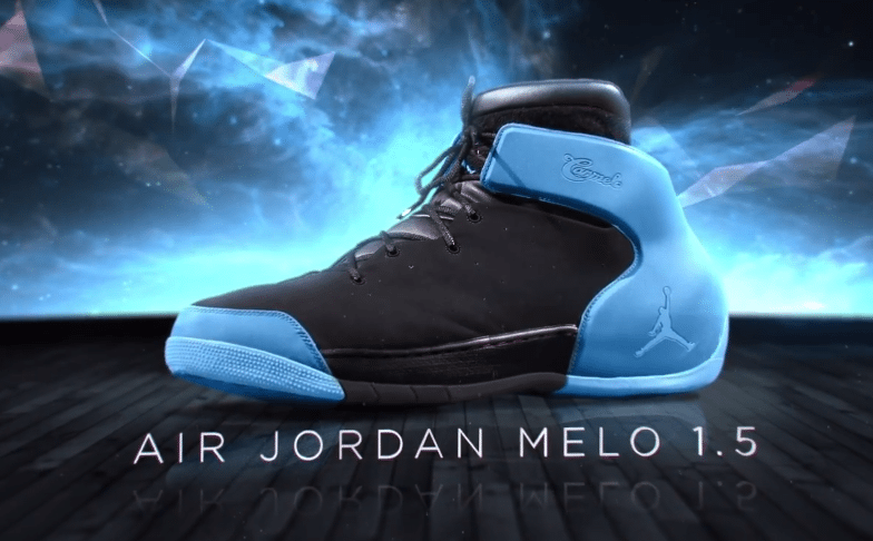 the best attitude 36a4d e9bc8 A History of Carmelo Anthony s Jordan Signature Line   Nice Kicks
