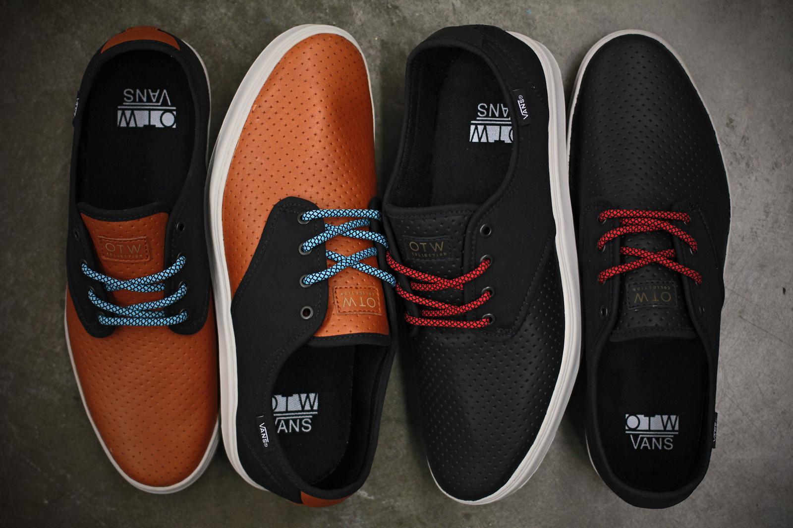 vans otw shoes