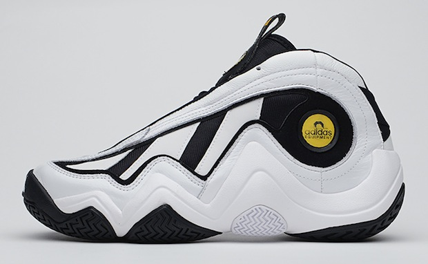 adidas Crazy 97 White/Black | Nice Kicks