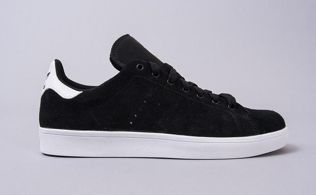 595f2f4a5ff3ef adidas Stan Smith Vulc Black White