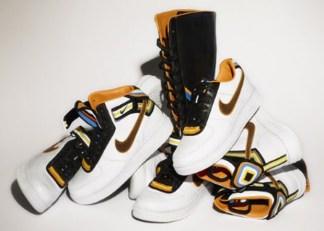7232e744924 Riccardo Tisci x Nike Air Force 1 Release Date