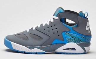 "online retailer 96567 eea9e Nike Air Tech Challenge Huarache ""Cool Grey"" Release Date"