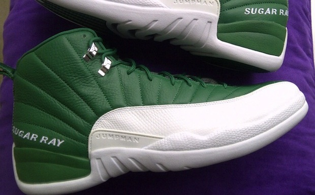 9762fa41203 ray allen s christmas day air jordan 10 pe