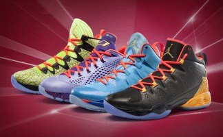 """f7046c6b3a96 Jordan """"Crescent City"""" Collection Officially Unveiled"""