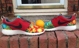 "new arrival 9f700 5ac87 Nike Roshe Run ""Floridian"" Customs"
