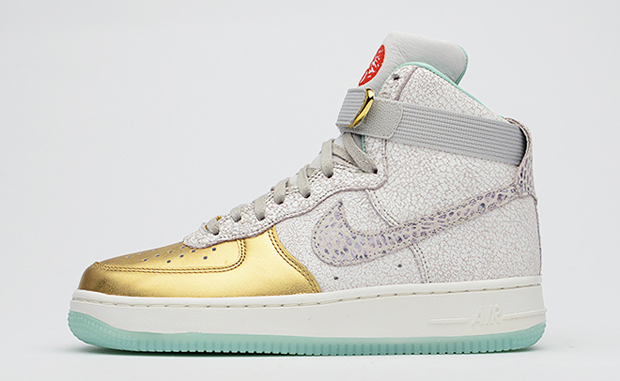 nike wmns air force 1 hi qs year of the horse
