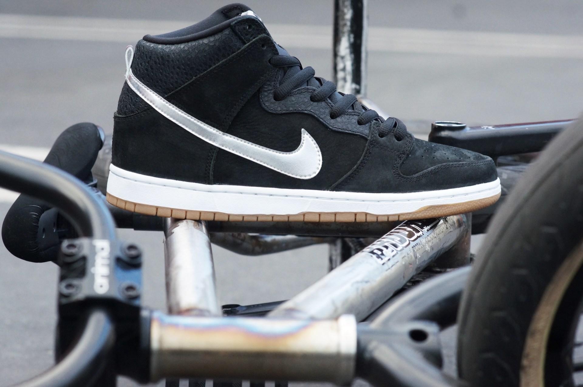 sale retailer 87b95 d888c Nigel Sylvester x Nike SB Dunk High