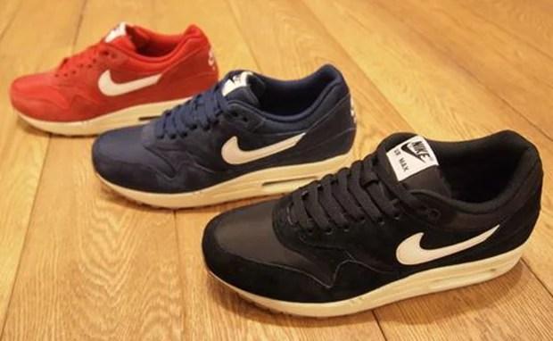 """half off 395bd bdba1 Nike Air Max 1 Essential """"Suede"""" Pack"""