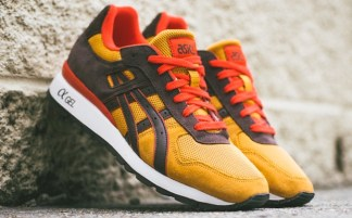 ASICS-GT-II-Tan-Dark-Brown-Red-3