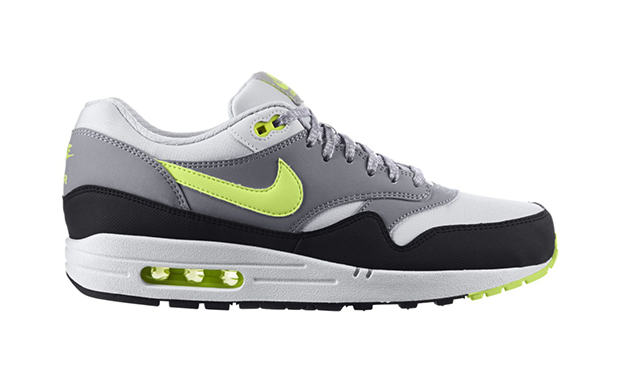new product a87f2 03115 Nike Air Max 1 Essential Dusty GreyVolt