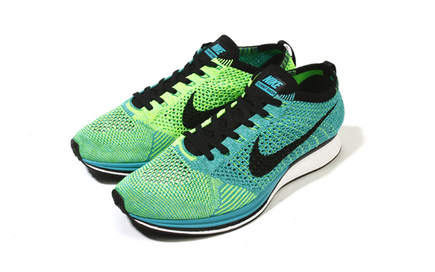 huge discount e7f57 e2d08 Nike Flyknit Racer Summer 2014 Releases