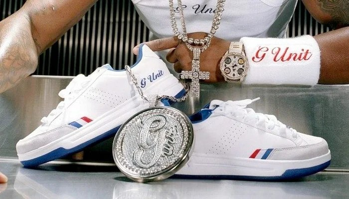 50 Cent G Units Outsold Jay Zs Sneakers M With Reebok