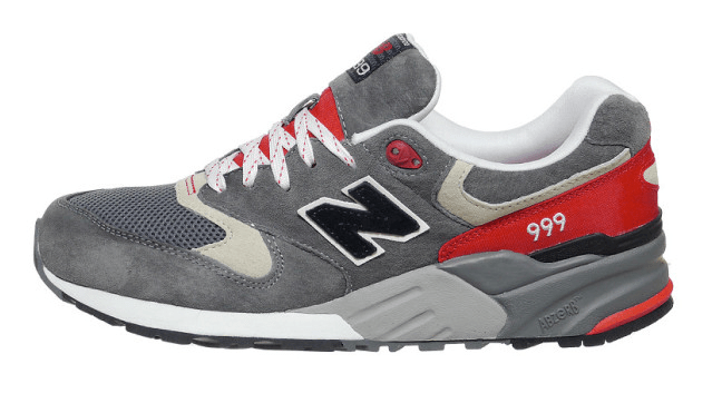 factory authentic 6938a 9652c The Drop: New Balance 999 Elite Edition Grey/Red-Black ...