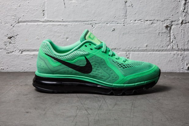 Nike Air Max 2014 Light Lucid Green