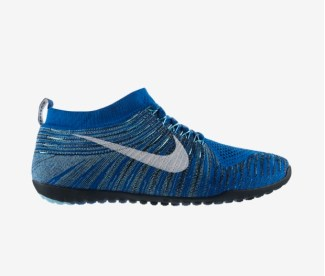 low priced c0a5a 4d2f7 Nike Free Hyperfeel Military BluePolarized Blue