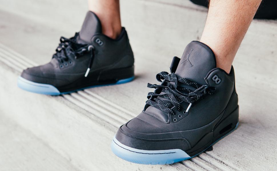 "huge discount 49ed1 1f10f Air Jordan 3 ""5Lab3"" Black Release Date"