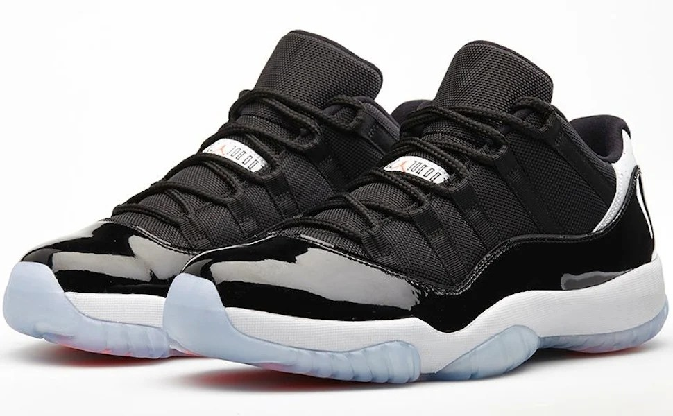 brand new 85eb7 5641b ... black u2022 kicksonfire 3966a c5ccb  best air jordan 11 low infrared 23  release date 88647 ce8f9