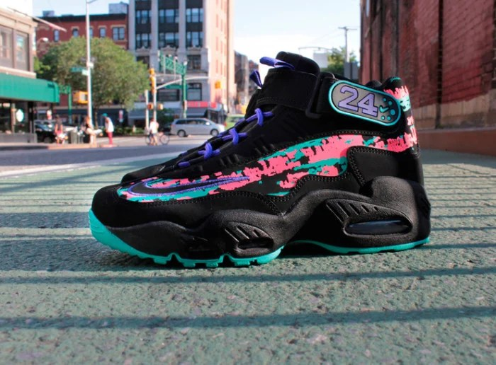 finest selection 6d740 f2d6d ... Nike Air Griffey Max 1 Dark Concord Hyper Jade ...