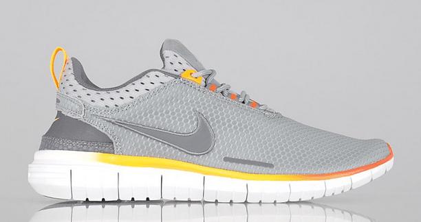 Nike Free OG Breeze Base GreyTeam Orange