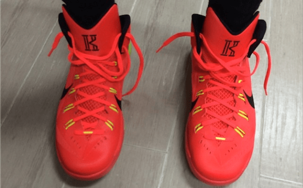 121eccf52f84 Kyrie Irving Shares Look at Nike Hyperdunk 2014 PE