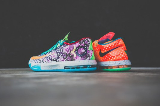 Nike KD VI What The KD Another Look