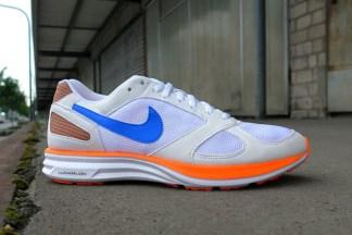 Nike Lunar Speed Mariah White Orange-Blue 2c5328cab