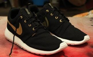 """huge discount 53b85 1689d Nike Roshe Run """"OVO"""" Custom"""