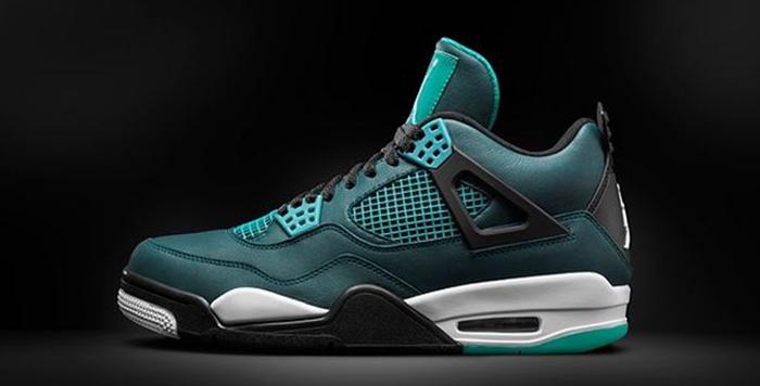 hot sale online adbcb 40fe3 ... New Air Jordan 4 Colorway Revealed ...