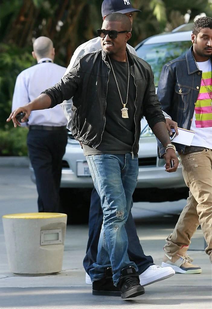a9b602a4aa9 Every Sneaker Worn by Kanye West | Nice Kicks